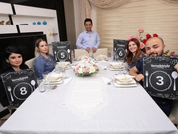 Yemekteyiz'de haftanın birincisi kim oldu ve 10 bin lira kazandı? 17 Mayıs Cuma