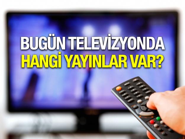 20 Haziran Perşembe yayın akışı | FOX TV, Show TV, Star TV, Kanal D, ATV ve TRT 1