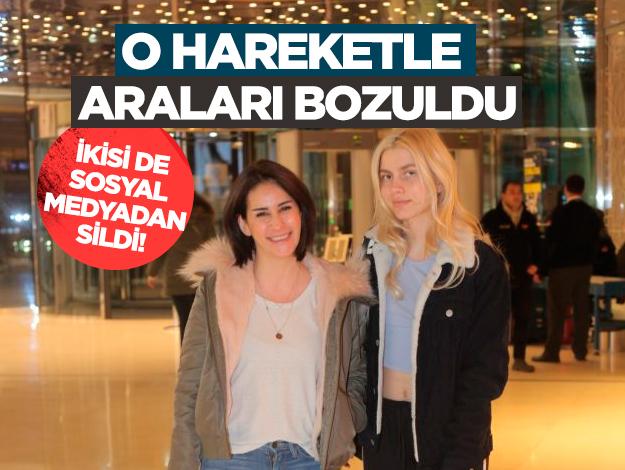 Aleyna Tilki'nin orta parmak işareti sonrasında Aynur Aydın'la arası bozuldu