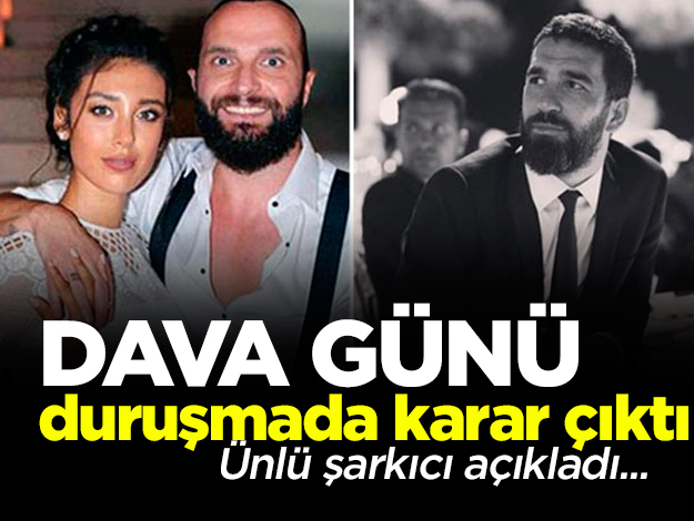 Arda Turan ve Berkay davasında erteleme