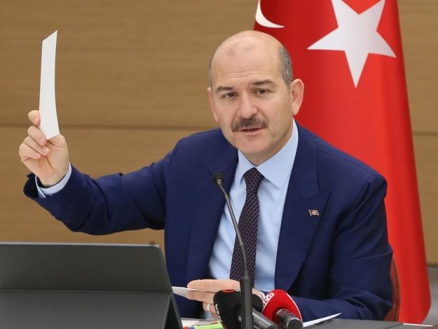 Bakan Soylu'dan DHKP/C operasyonu açıklaması