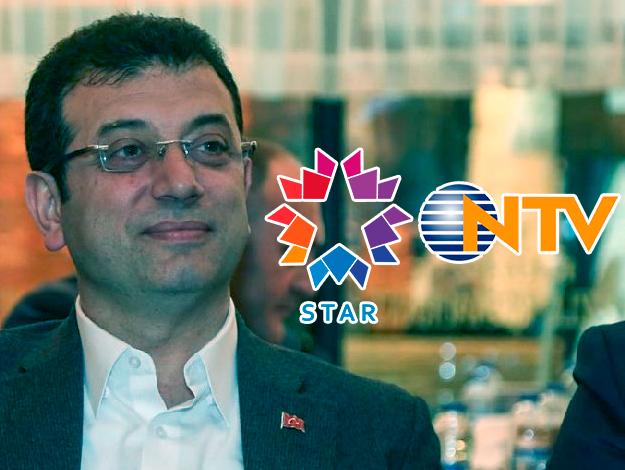 Ekrem İmamoğlu NTV Star TV canlı yayın izle 11 Haziran Salı