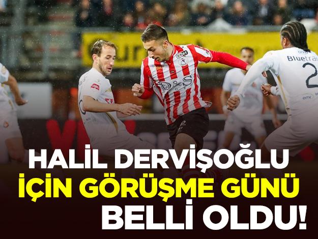 Halil Dervişoğlu için kritik gün