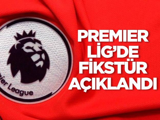 İngiltere Premier Lig 2019-2020 sezonu fikstürü açıklandı