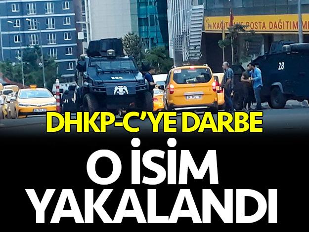 İstanbul'da terör örgütüne ağır darbe! Kamile Kayır yakalandı