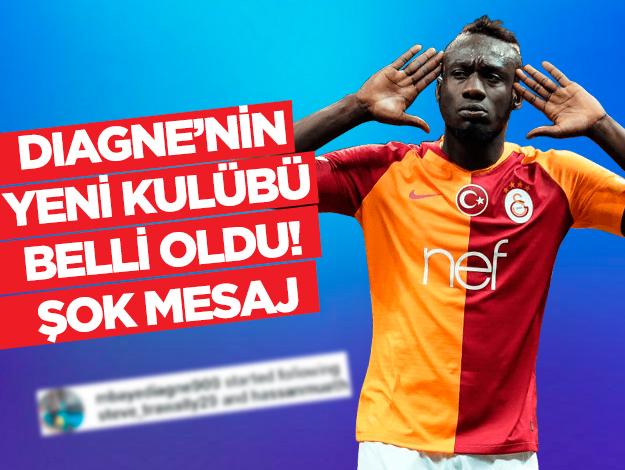 Mbaye Diagne Al Shabab'a mı transfer oldu? Instagram paylaşımı şoke etti