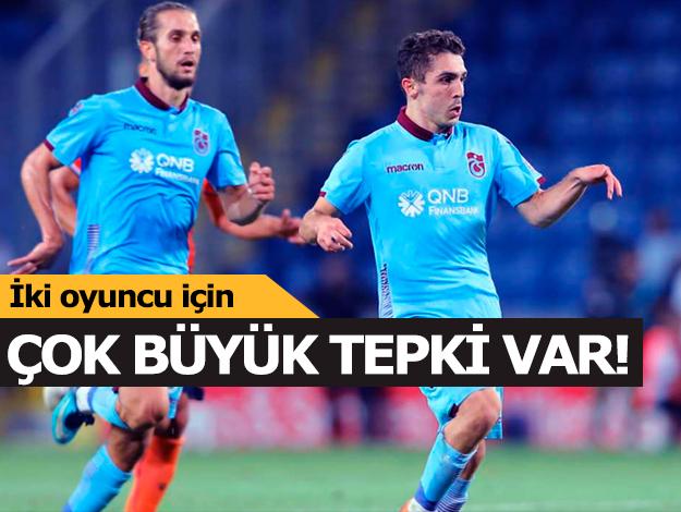Trabzonsporlu taraftarlardan Yusuf ve Abdülkadir tepkisi