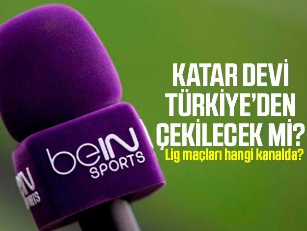 beIN SPORTS Türkiye'den çekilecek mi? Süper Lig maçları hangi kanalda yayınlanacak