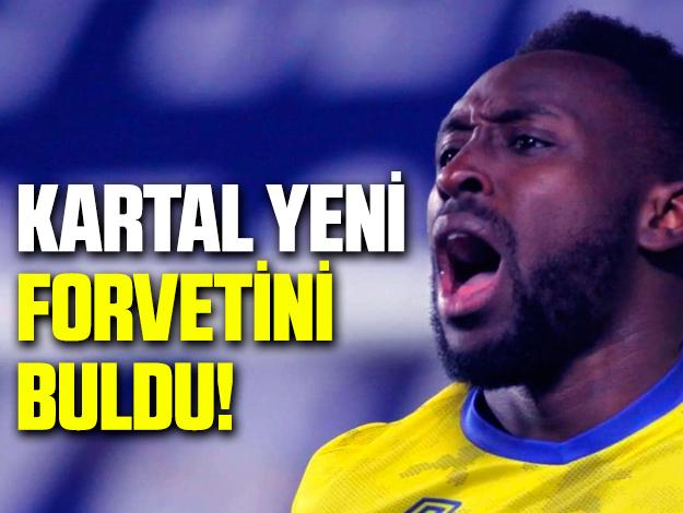 Beşiktaş'a Afrikalı santrafor: Yohan Boli