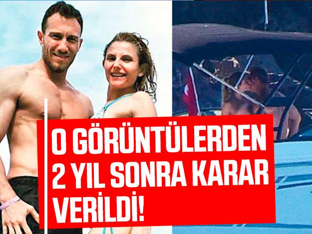 Burcu Başoğlu ile Selçuk Kabadayı boşandı
