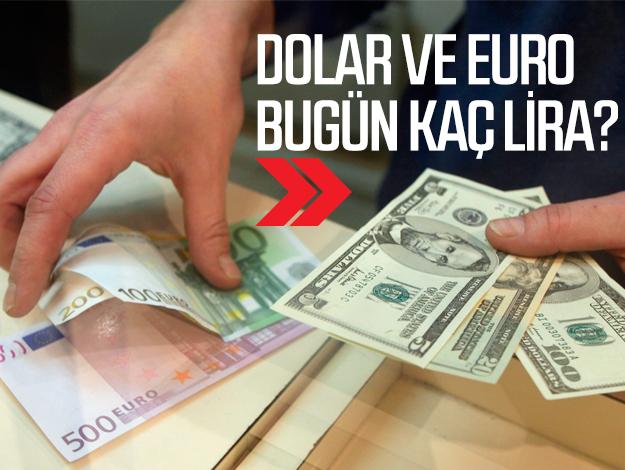 Dolar ve euro bugün kaç lira? 19 Temmuz Cuma fiyatları