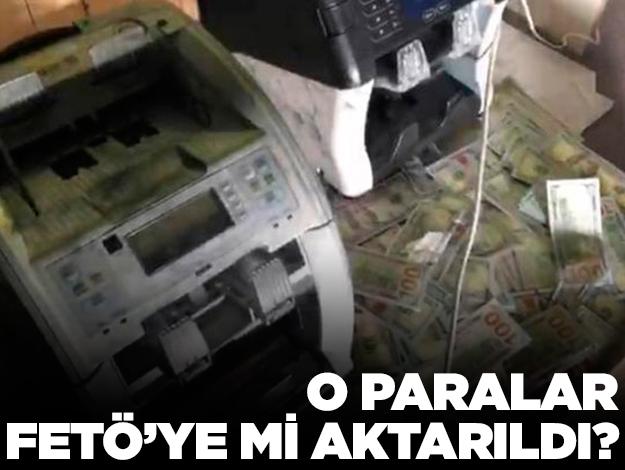 En büyük sahte para operasyonuna dair FETÖ araştırması