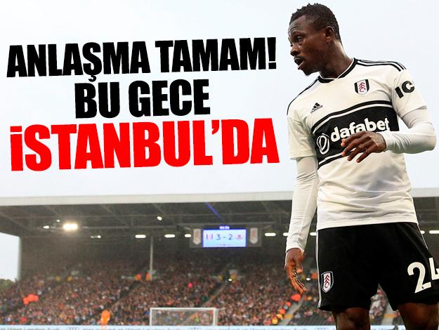 Galatasaray'dan flaş hamle! Seri bu akşam İstanbul'da