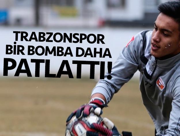 İrfan Can Eğribayat Trabzonspor'da