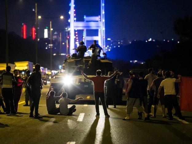 İstanbul'un en uzun gecesi 15 Temmuz!