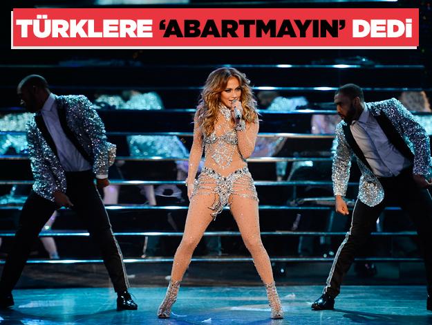 Jennifer Lopez'den cip talebi!