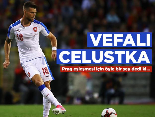 Ondrej Celustka'dan Trabzonspor'a vefa!