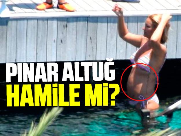 Pınar Altuğ hamile mi? Su'ya kardeş mi gelecek