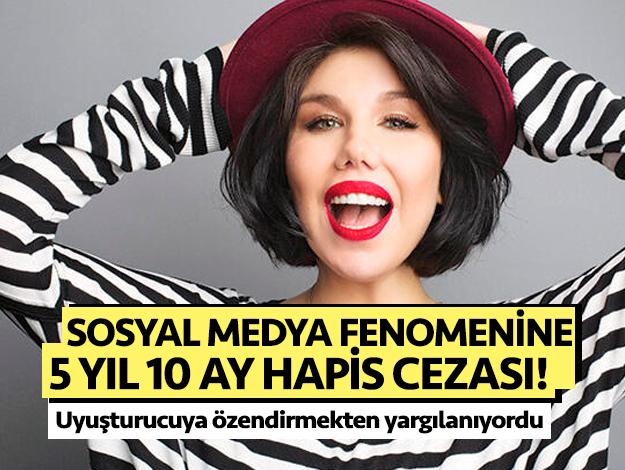 Pucca (Pınar Karagöz) 5 yıl 10 ay hapis cezasına çarptırıldı!