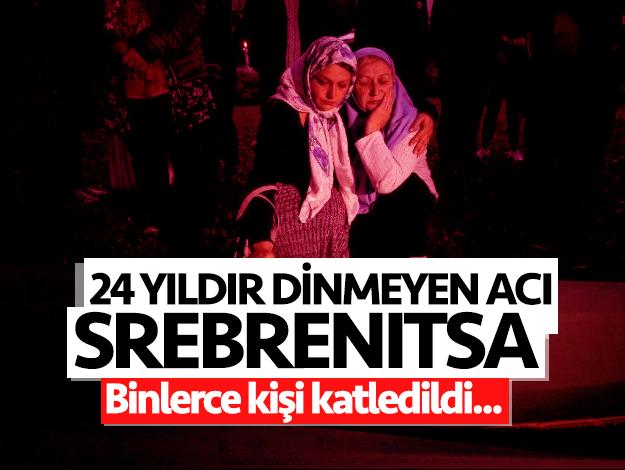 Srebrenitsa Katliamı'nın 24. yılı! Srebrenitsa nedir ve neler yaşandı? Kaç kişi öldü