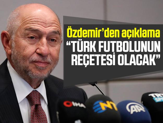 Türk futbolunun reçetesi Kulüp Lisans Talimatı olacak