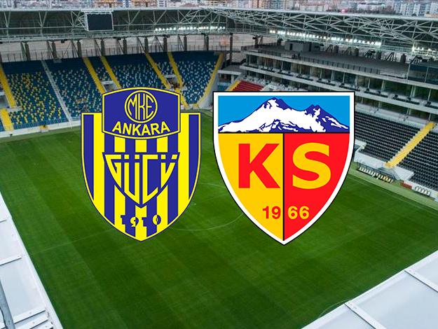 Ankaragücü - Kayserispor Süper Lig maçı beINSPORTS 2