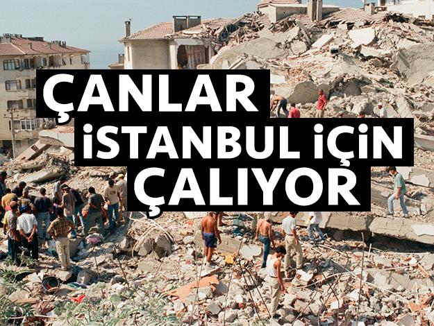 Çanlar İstanbul için çalıyor!