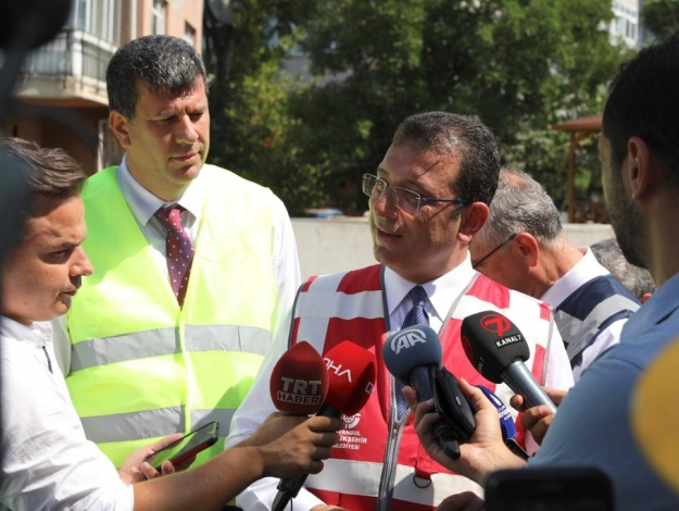 Ekrem İmamoğlu: İstanbul'u ortak akılla yöneteceğiz
