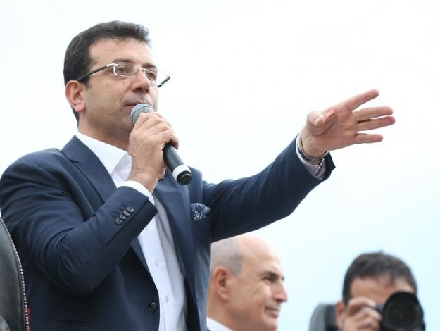 İmamoğlu: Kayyum atanması demokrasiyle ve demokratik teamüllerle izah edilemez