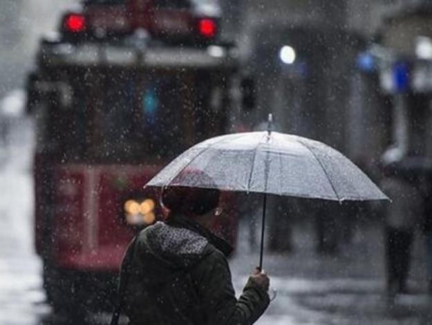 İstanbul için yağmur uyarısı! Hafta sonu hava nasıl olacak?