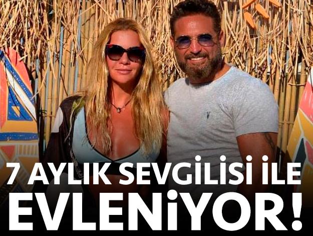 Ivana Sert ile Tarhan Telli evleniyor!