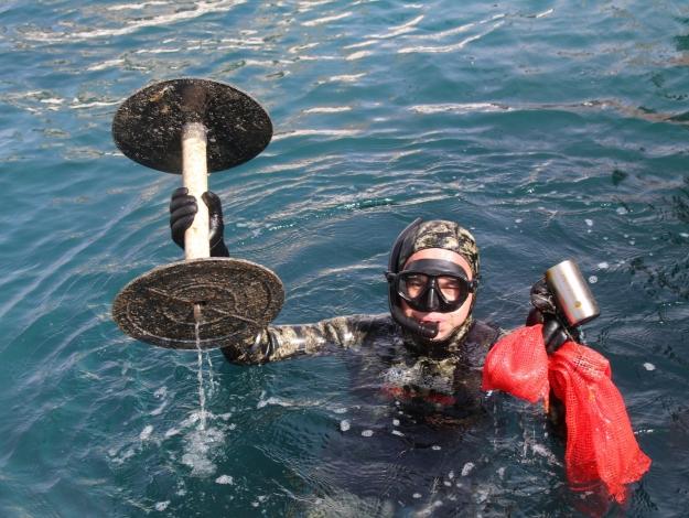 Marmara Denizi'nde yunus yok çöp var!