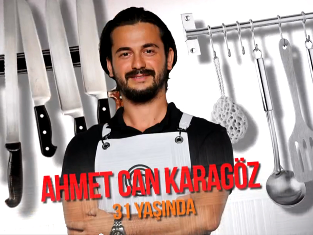 Masterchef Türkiye Ahmet Can Karagöz kimdir? Kaç yaşında, nereli ve mesleği