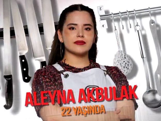 Masterchef Türkiye Aleyna Akbulak kimdir? Kaç yaşında, nereli ve mesleği