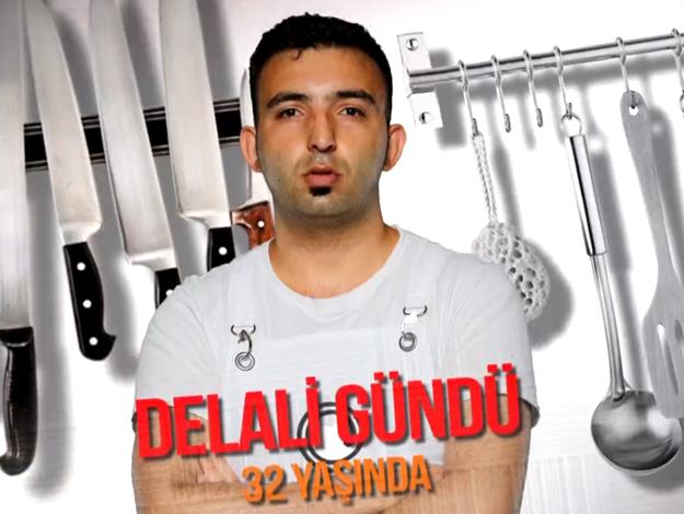 Masterchef Türkiye Delali Gündü kimdir? Kaç yaşında, nereli ve mesleği