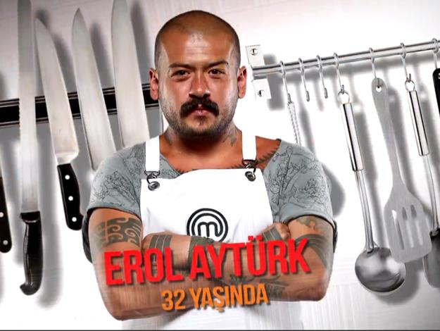 Masterchef Türkiye Erol Aytürk kimdir? Kaç yaşında, nereli ve mesleği