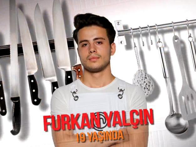 Masterchef Türkiye Furkan Yalçın kimdir? Kaç yaşında, nereli ve mesleği
