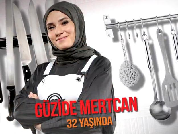 Masterchef Türkiye Güzide Mertcan kimdir? Kaç yaşında, nereli ve mesleği