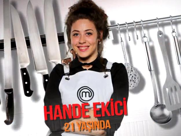 Masterchef Türkiye Hande Ekici kimdir? Kaç yaşında, nereli ve mesleği