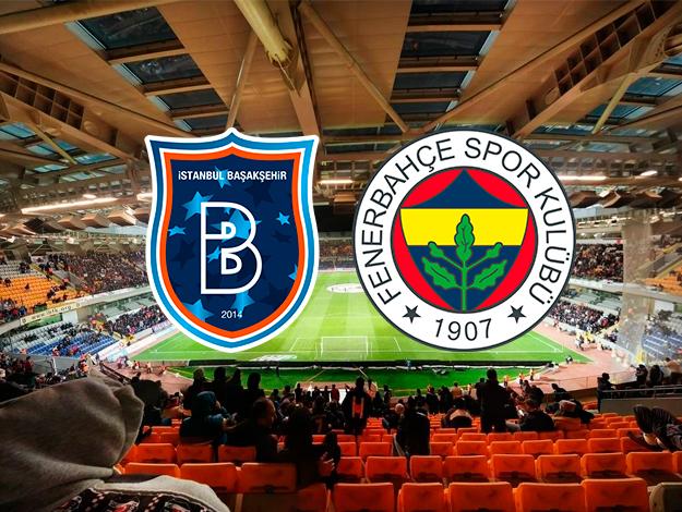 Medipol Başakşehir Fenerbahçe Süper Lig maçı beIN SPORTS 1