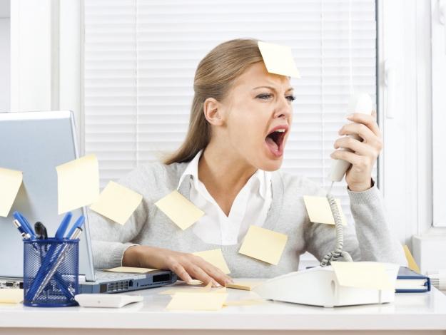 Stres dolu işiniz sizi kanser yapabilir