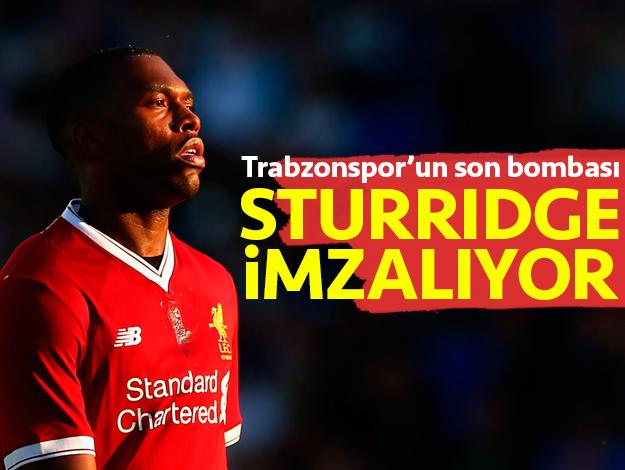 Trabzonspor'dan Daniel Sturridge bombası! İngiliz golcü imzalıyor