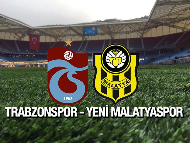 Trabzonspor Yeni Malatyaspor beIN SPORTS 1 | CANLI