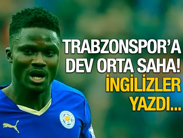 İngilizle Trabzonspor'a yazdı! Daniel Amartey kimdir, kaç yaşında ve nereli