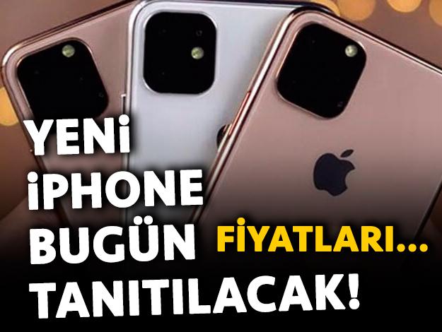 iPhone 11 kaç lira? iPhone 11 Türkiye satış fiyatı belli oldu mu?