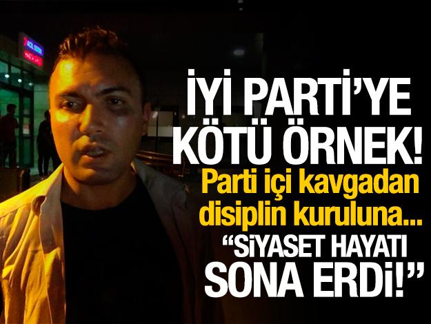 İYİ Parti'ye kötü örnek!