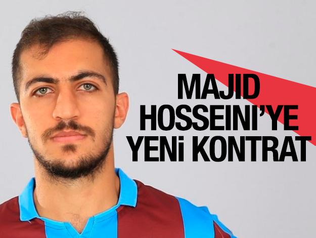 Majid Hosseini takımda tutulacak