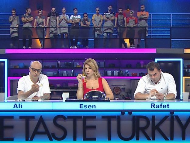 The Taste Türkiye'de ilk hafta teması: Antakya! Hangi takım dokunulmazlık kazandı