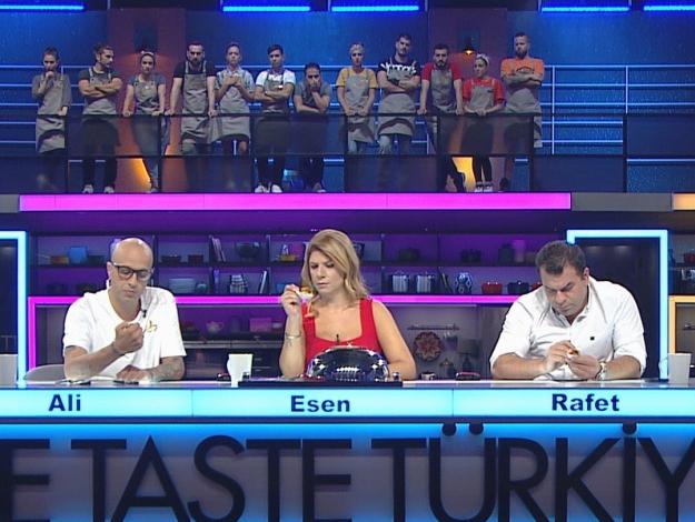 The Taste Türkiye 18 Eylül Çarşamba kim elendi