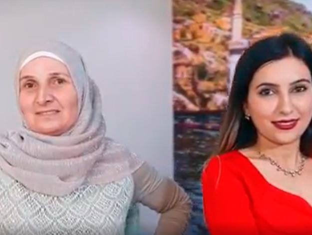 Zuhal Topal'la Sofrada 18 Eylül Çarşamba   Sümeyye Temel ve kaynanası Ayşe Temel kaç puan aldı